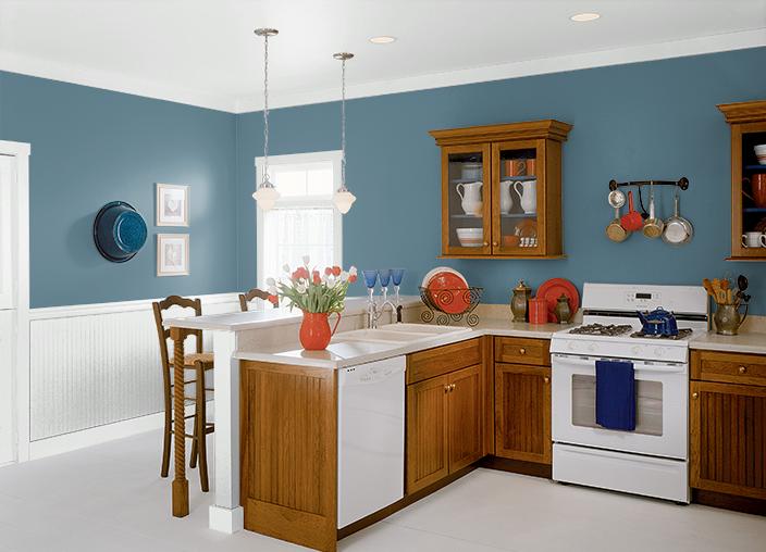 Blueprint S470 5 By Behr Kitchen Remodel Home Behr