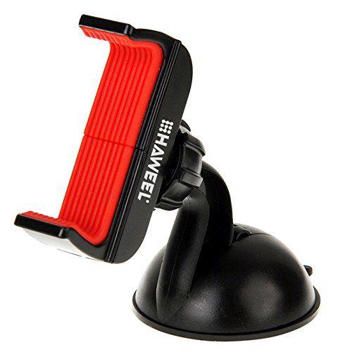autohalterung haweel universal windschutzscheibe auto. Black Bedroom Furniture Sets. Home Design Ideas