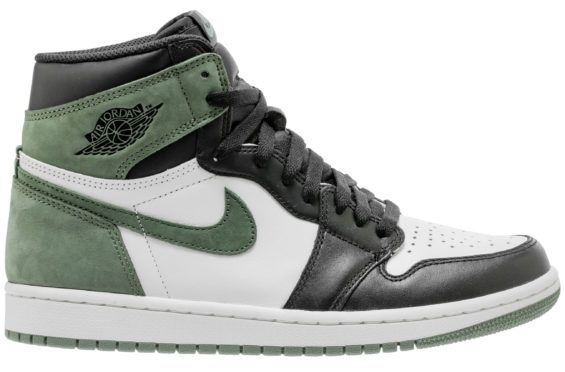 97d8df994ec168 Air Jordan 1 Retro High OG Clay Green Releasing In May The Air Jordan 1  Retro