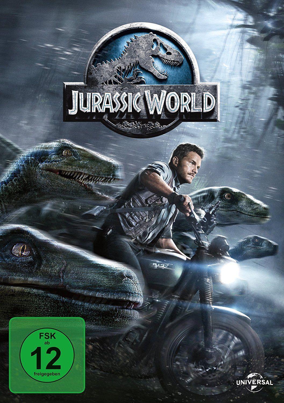 Jurassic World 2015 Dvd Neu Ovp Jurassic World Filme Beliebte Filme