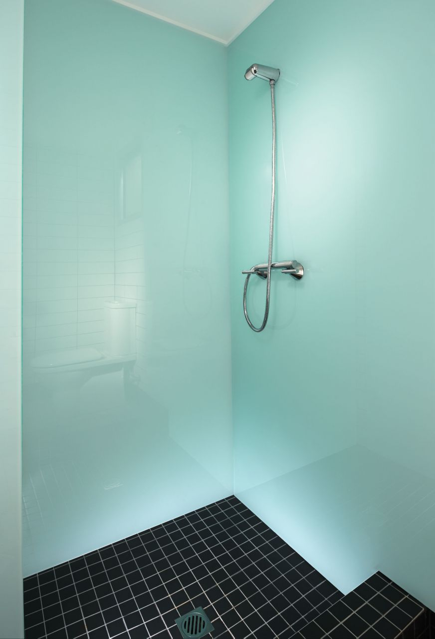 3 Steps to Add Style to a Tiny Home or Houseboat Shower | Shower ...