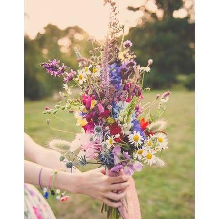 Favorit Bouquet de mariee fleurs des champs | - Wedding bouquet  XS89