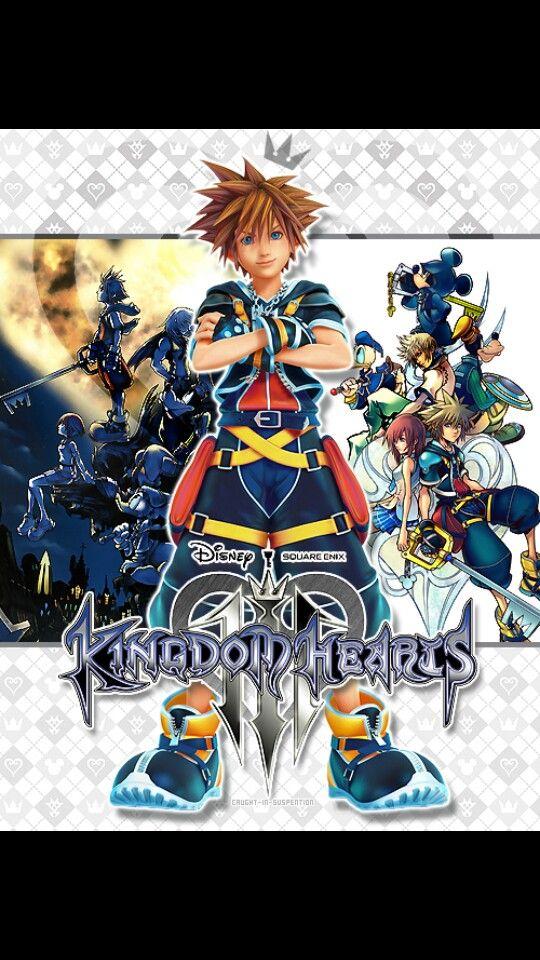 Kingdom Hearts 3 Kingdom Hearts Pinterest Recuerdos