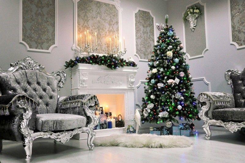 Фотостудии с новогодними декорациями ладожская относится особо