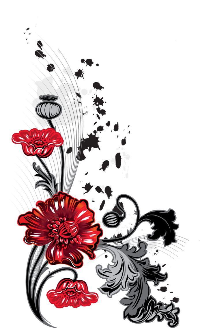 Clipart Flowers Flowers Clipart Pinterest Flowers