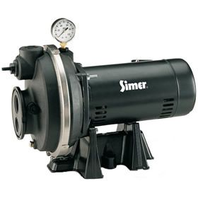 Simer 3305p 9 Gpm 1 2 Hp Thermoplastic Convertible Well Jet Pump Well Jet Pump Jet Pump Water Pumps