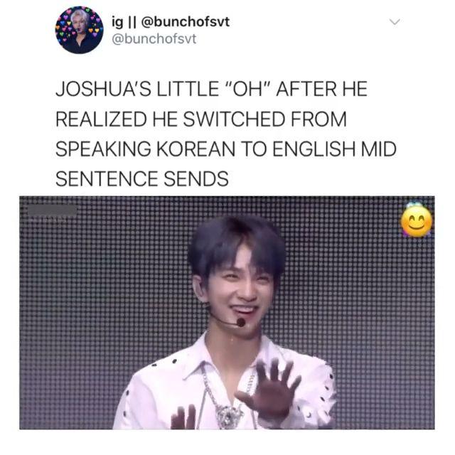 #seventeen #Joshua #Jisoo #조슈아 #세븐틴 #sebong