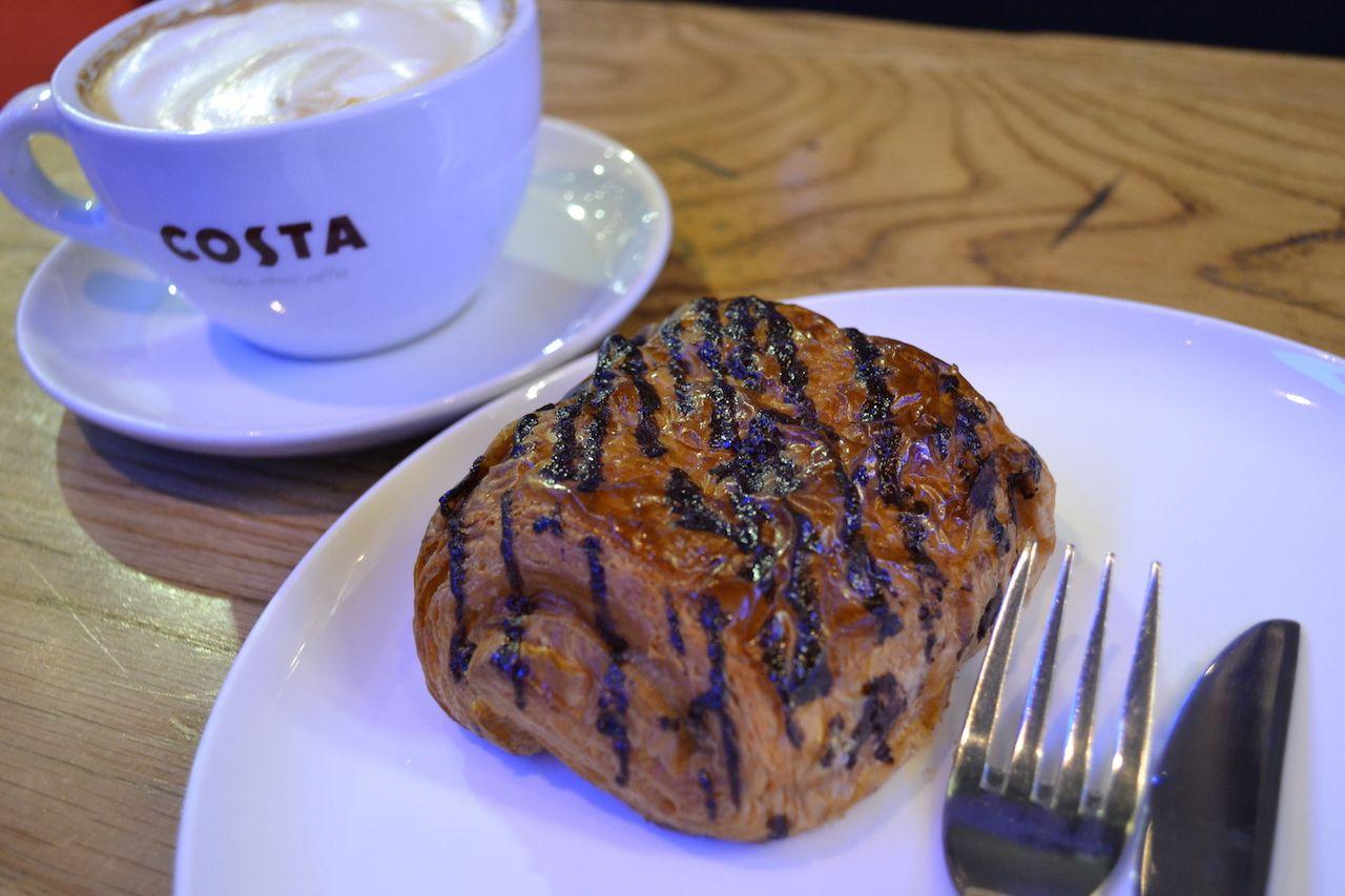 Costa Coffee Costa Coffee Cafe Cake Shop