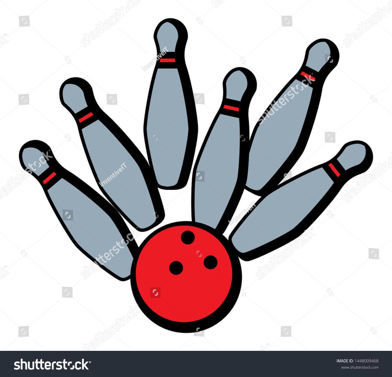 Pin Bowling Pin Stencil Clip Art Cake On Pinterest Bowling Pins Bowling Bowling Centerpieces