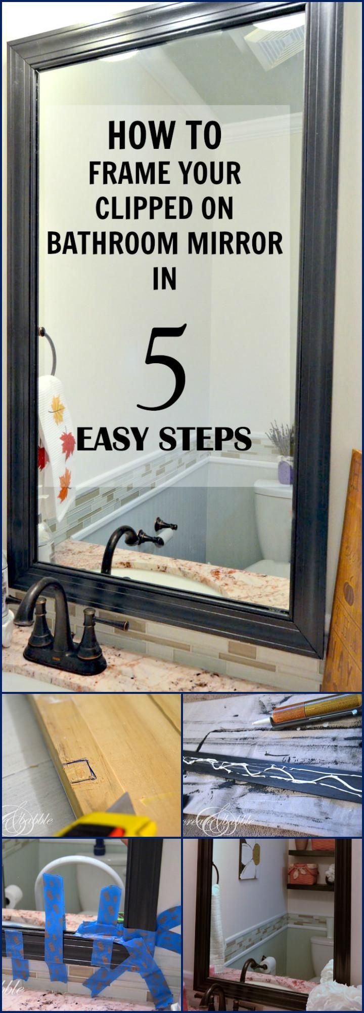 50+ DIY Bathroom Projects to Remodel Step by Step - Page 2 of 6 ...