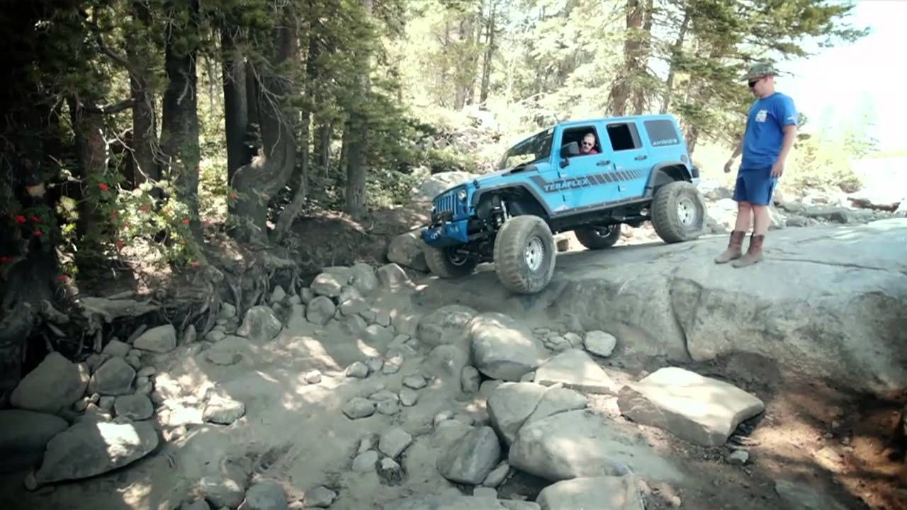 Teraflex Trail Review The Rubicon Trail Rubicon Trail Rubicon Jeep Trails