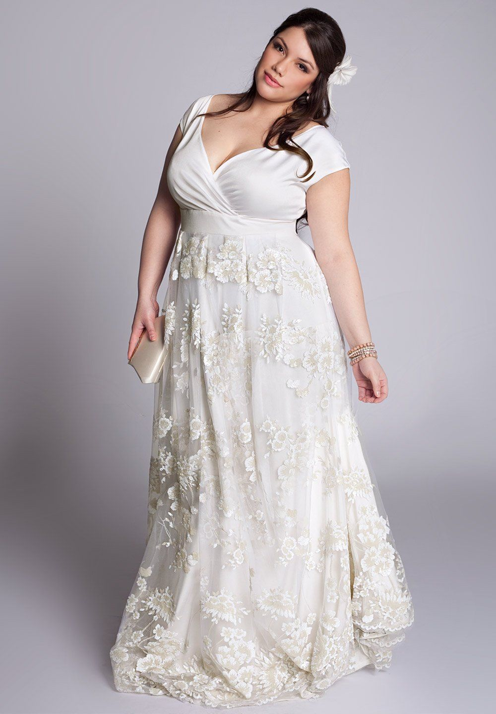 Eugenia Wedding Gown In Ivory Made To Order Plus Size Wedding Gowns Casual Wedding Dress Jcpenney Wedding Dresses [ 1440 x 1000 Pixel ]