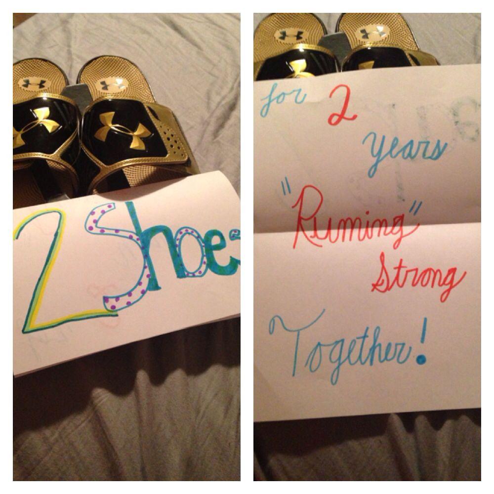 2 Year Anniversary Gift: Two Year Anniversary Gift For My Boyfriend!