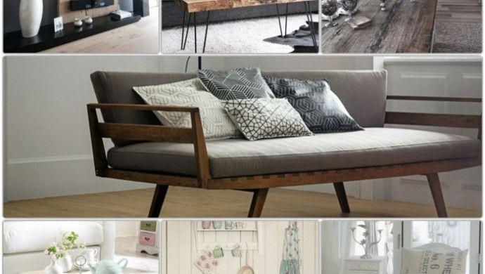 Die Moderne Wohnungseinrichtung   Ein Ausgewogener Mix Verschiedener Stile