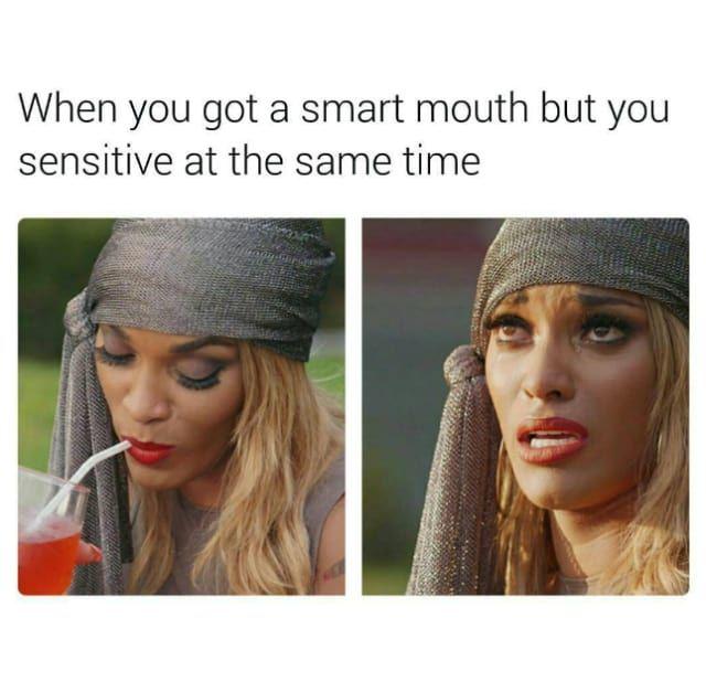dating a super sensitive girl