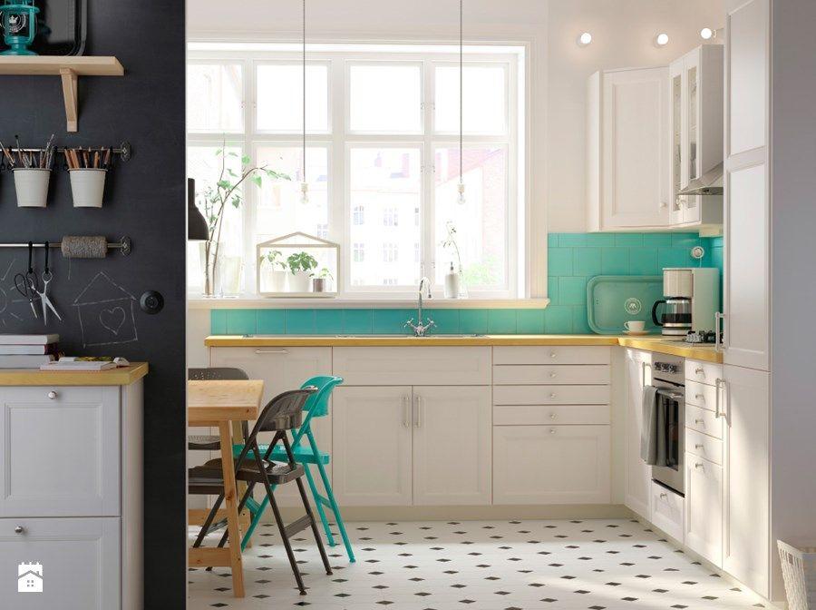 Kuchnia styl Vintage Kuchnia zdjÄ™cie od IKEA Kitchen