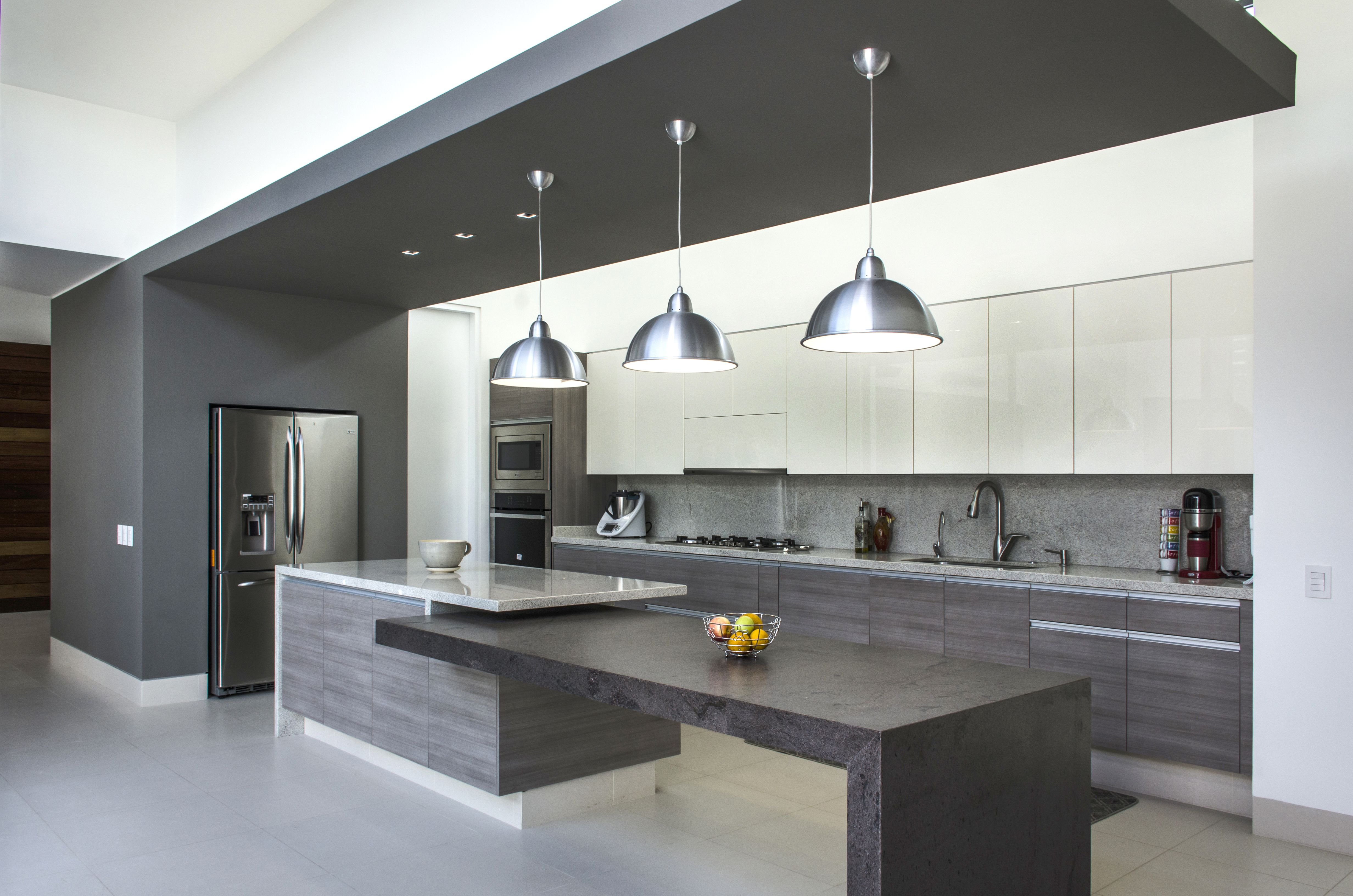 Cocina con estilo y funcional cocinas integrales m dul for Estilos de cocinas integrales modernas
