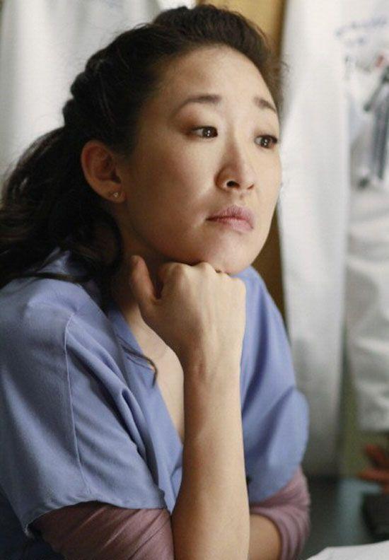 Cristina Yang from Grey's Anatomy (Sandra Oh)