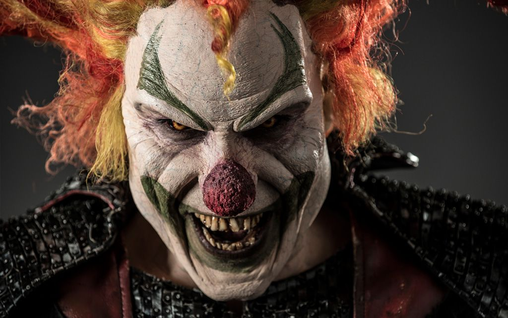Halloween Horror Nights Jack the Clown