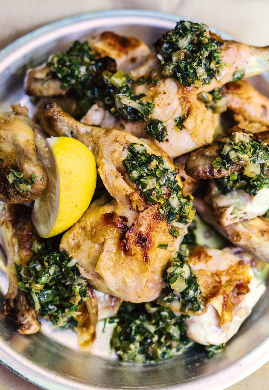 Festive recipe classic roast chicken with a twist
