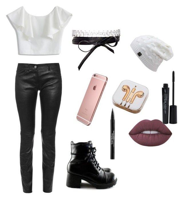 Lesbian fashion motorcycle boot
