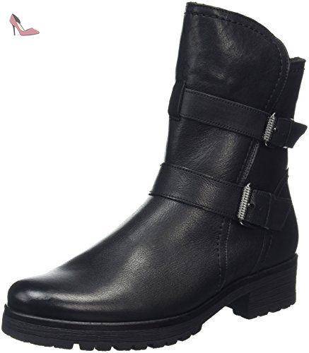 Gabor Shoes Gabor Fashion, Bottes Classiques Femme - Bleu (16 Pazifik), 41 EU (7.5 UK)