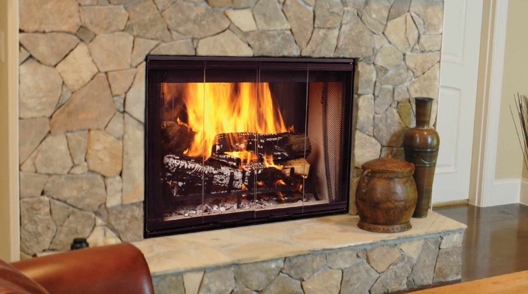 Inserts fireplace accessories new york by bowden s fireside - Cozy Fireplace