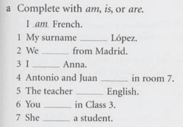 Ejercicios Para Traducir Frases De Ingles A Espanol Quedar