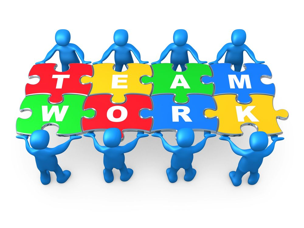 i m an excellent team player but also able to lead follow or