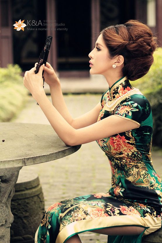 Dress Cheongsam Well Tips II – YannyExpress