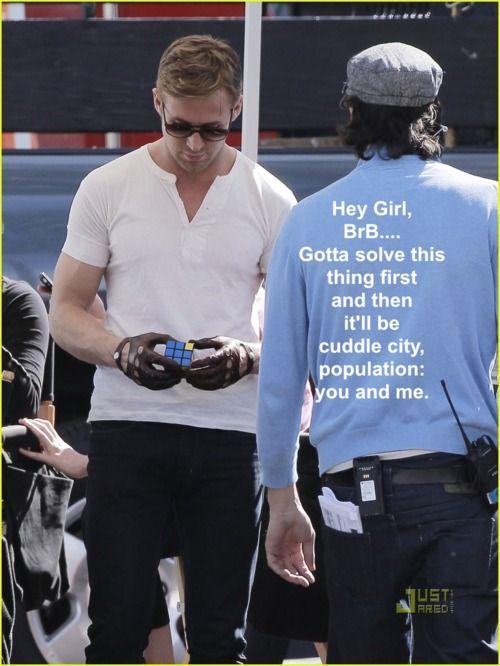 Fuck Yeah Ryan Gosling