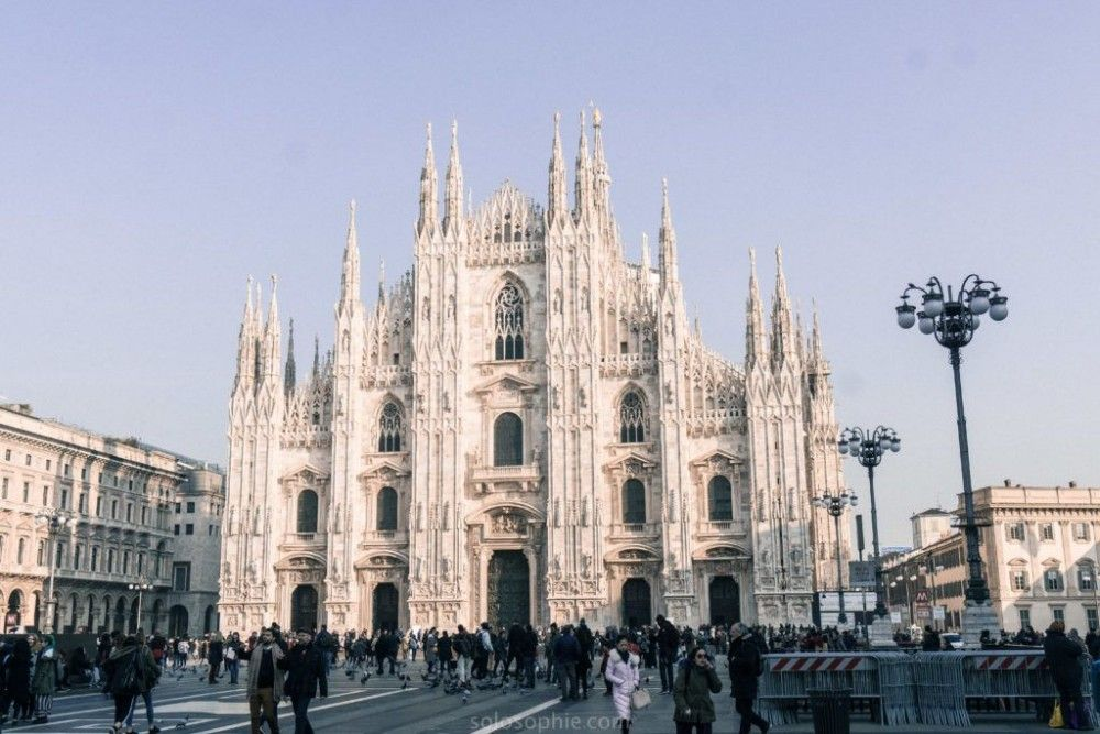 One Day In Milan Best Things To Do In Milan Lombardy One Day In