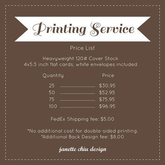4x5 5 Professional Printing Service Prints Envelopes Professional Printing Printing Services Printed Envelopes
