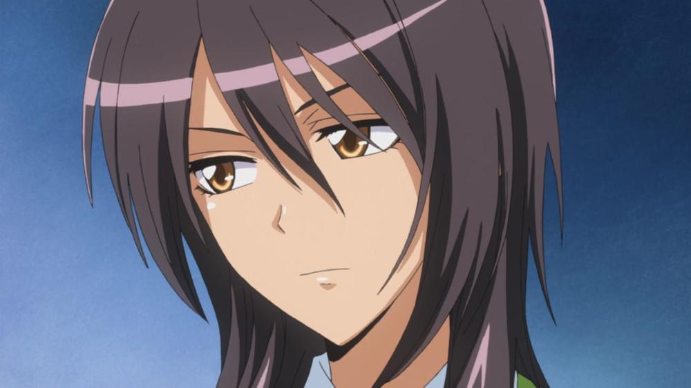 Anime Screencap and Image For Maid Sama