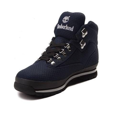 Mens Timberland Mesh Euro Hiker Boot