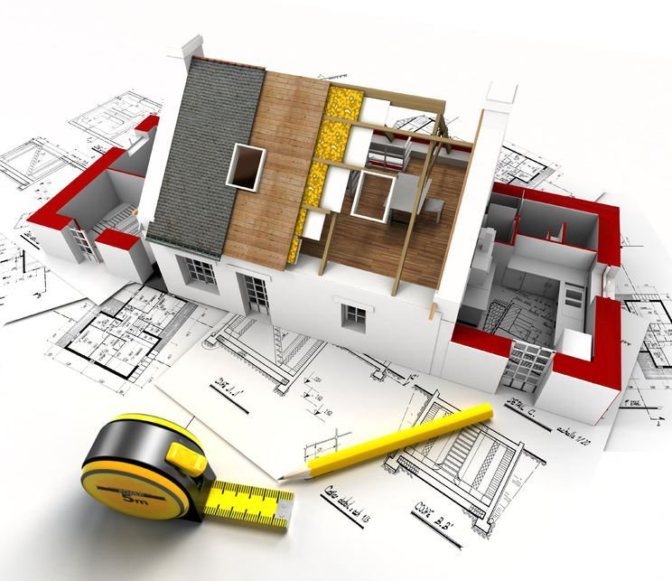 General Contractor Or Home Improvement Contractor Houston Home Improvement Contractors House Under Construction Simple House