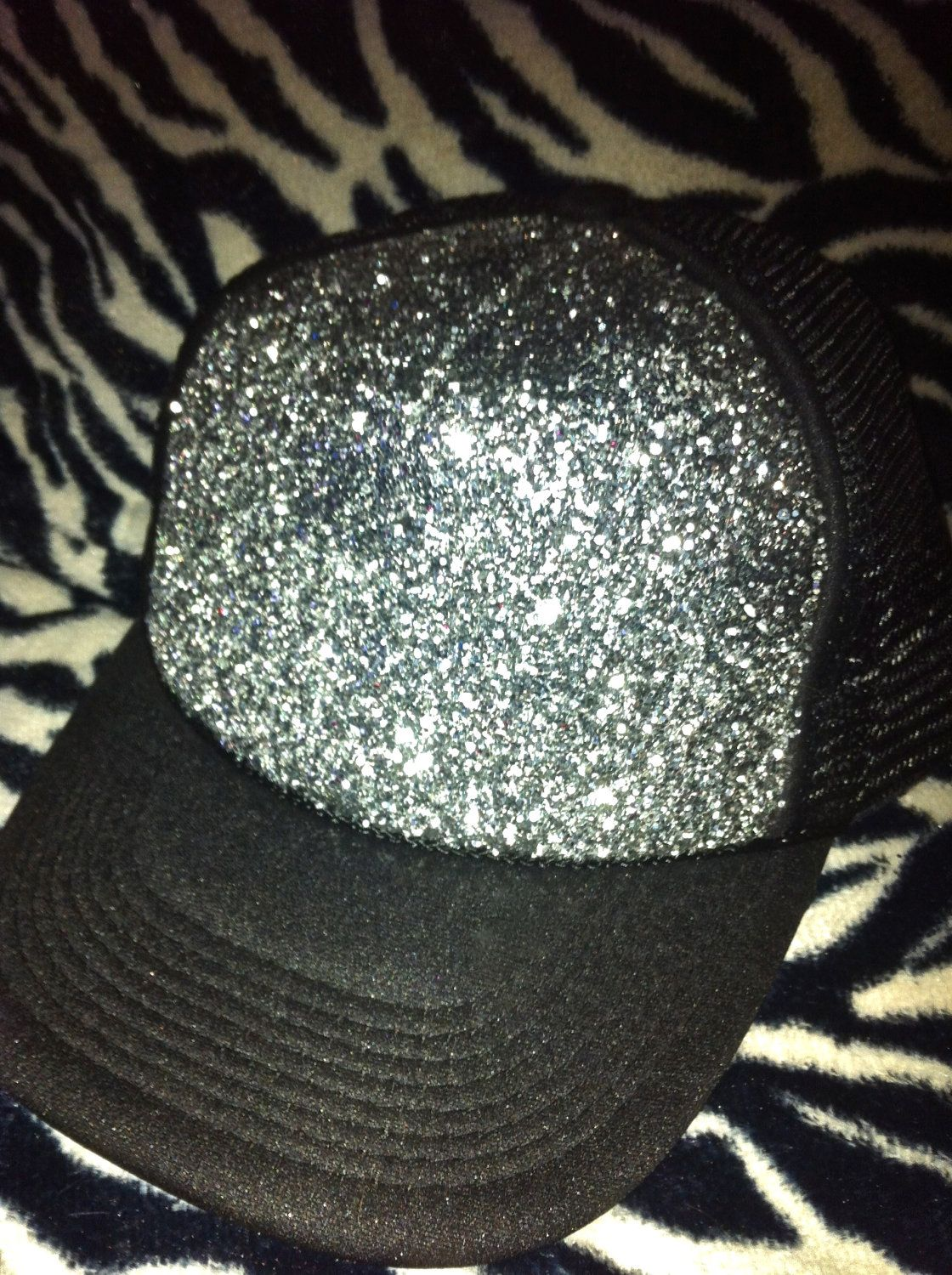 trucker hat bling hat hats womens cap hatgoldendreamfinds | if