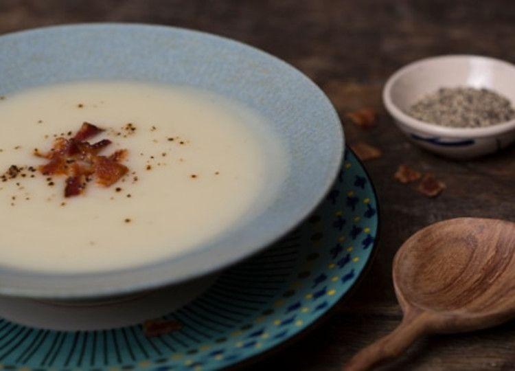 Cauliflower soup knorr us recipe cauliflower soup