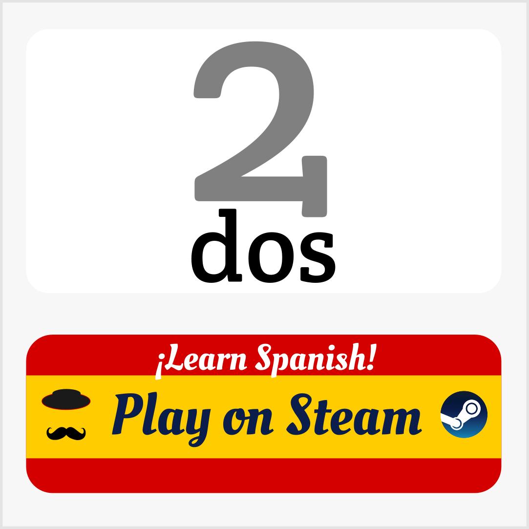 Learn Spanish Easy Vocabulary