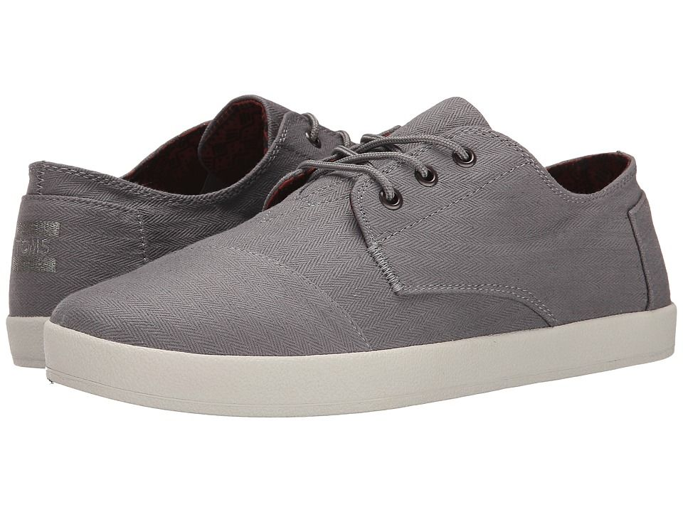 Toms Burnt Henna Heritage Canvas Men's