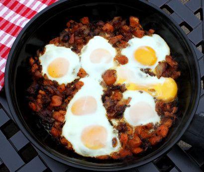 Sweet Potato and Sausage Breakfast Hash | Tasty Kitchen: A Happy Recipe Community!