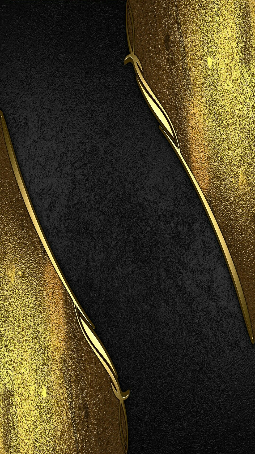 solid black wallpaper gold wallpaper wallpaper ideas phone backgrounds wallpaper backgrounds wallpapers android magazine art art decor portrait