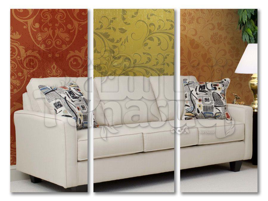 ورق حائط زخرفة Tanasuq Room Home Decor Home