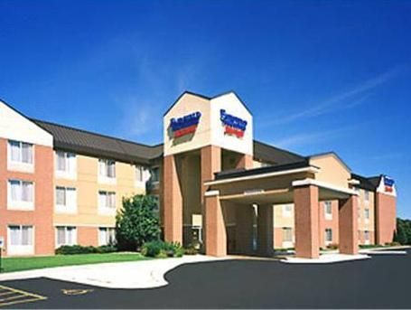 Madison Wi Fairfield Inn And Suites By Marriott Madison West