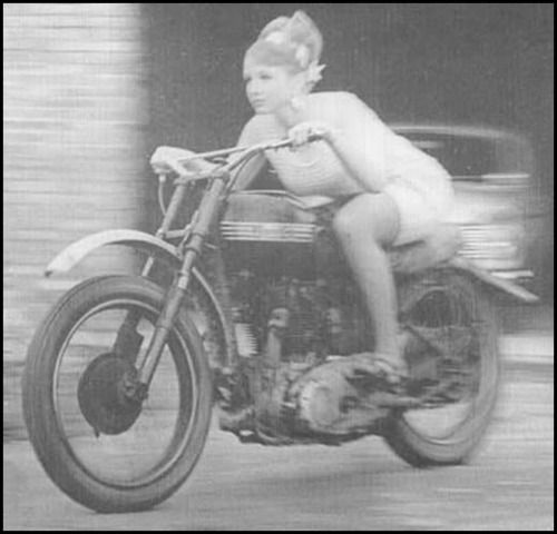 Sometimes you just need to ride! But always ride it like you stole it.