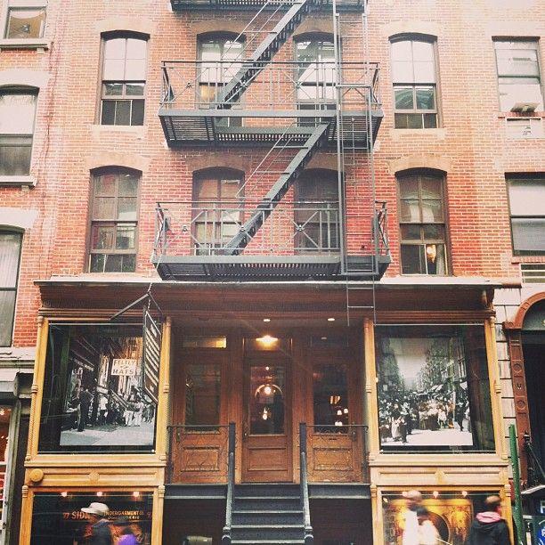best tenement museum tour