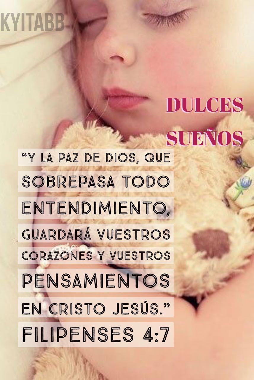 Dulces Sue Os Filipenses 4 7 Buenas Noches Pinterest Dulces  # Muebles Filipenses