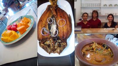 Filipino food - tiya ising's Filipino restaurant in palawan puerto princesa