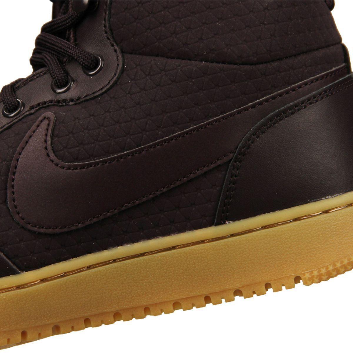 Nike Ebernon Mid Winter M Aq8754 600 Shoes Mens Nike Shoes Shoes Nike
