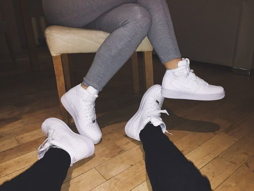 Matching shoes for couples